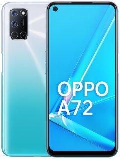 Смартфон OPPO A72 4/128GB Shining White