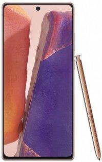 Смартфон Samsung Galaxy Note 20 N980 8/256GB SM-N980FZNGSEK Mystic Bronze