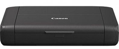 Струменевий кольоровий принтер Canon PIXMA TR150 A4 з Wi-Fi (без акумулятора)