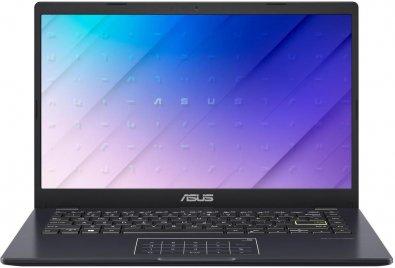 Ноутбук ASUS E410MA-EB009 Peacock Blue