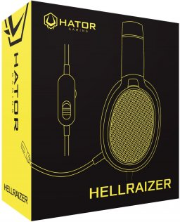 Гарнітура Hator Hellraizer White (HTA-814)