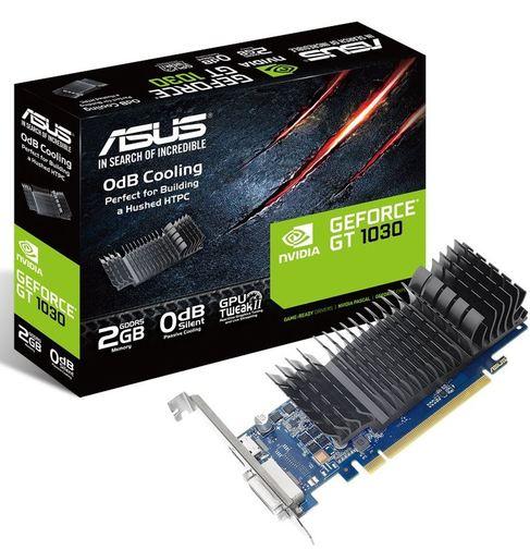 Відеокарта ASUS GT 1030 OC (GT1030-SL-2G-BRK)