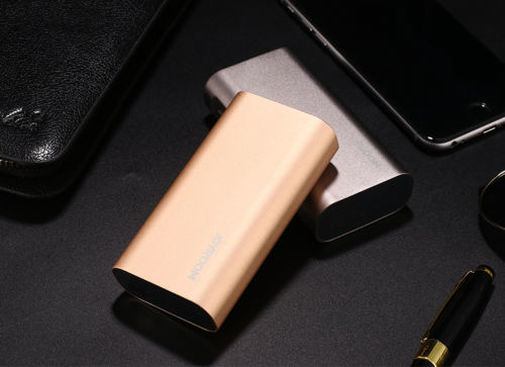 Батарея універсальна JoyRoom Power Bank D-M127 5000mAh Gold (D-M127 Gold)