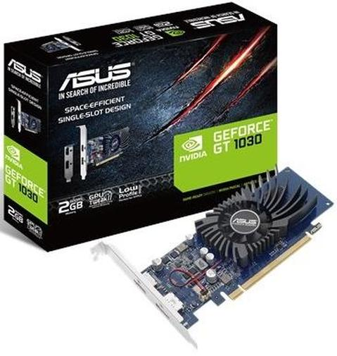 Відеокарта ASUS GT 1030 OC (GT1030-2G-BRK)