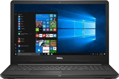Ноутбук Dell Inspiron 3576 I3578S2DDW-70B Black