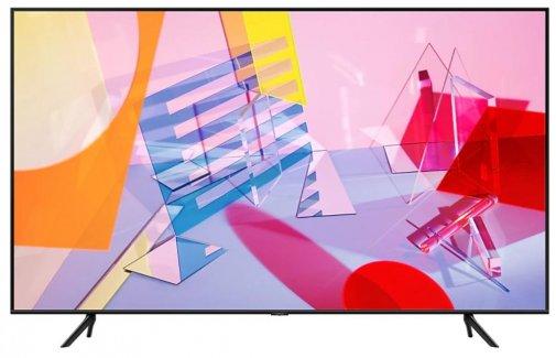 Телевизор QLED Samsung QE58Q60TAUXUA (Smart TV, Wi-Fi, 3840x2160)