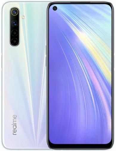 Смартфон Realme 6 8/128GB White (RMX2001 White)