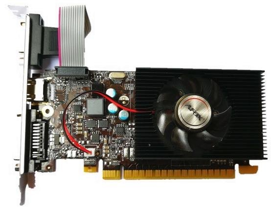 Відеокарта AFOX GT730 Single Fan (AF730-1024D3L7-V1)
