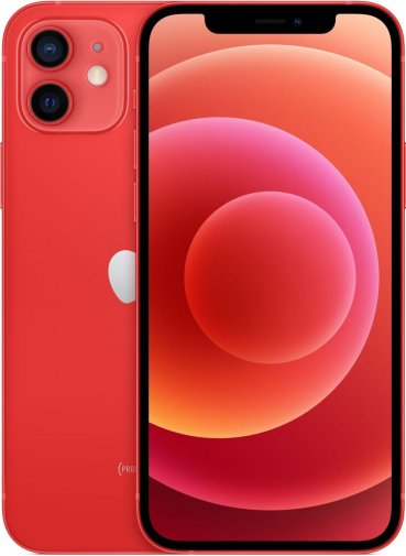 Смартфон Apple iPhone 12 64GB PRODUCT Red