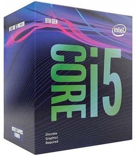Процесор Intel Core i5-9400F (BX80684I59400FSRF6M) Box