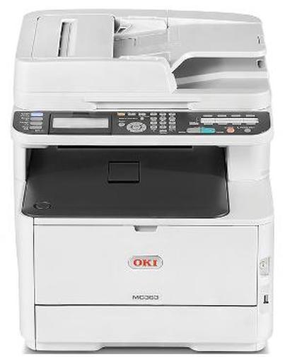 Багатофункціональний пристрій OKI MC363DN (46403502)