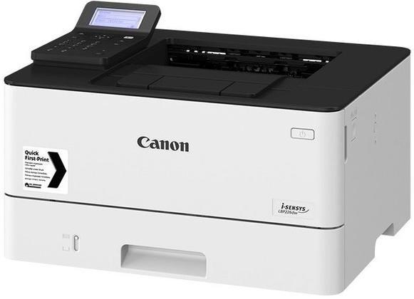 Лазерний чорно-білий принтер Canon i-SENSYS LBP-226DW A4 з Wi-Fi