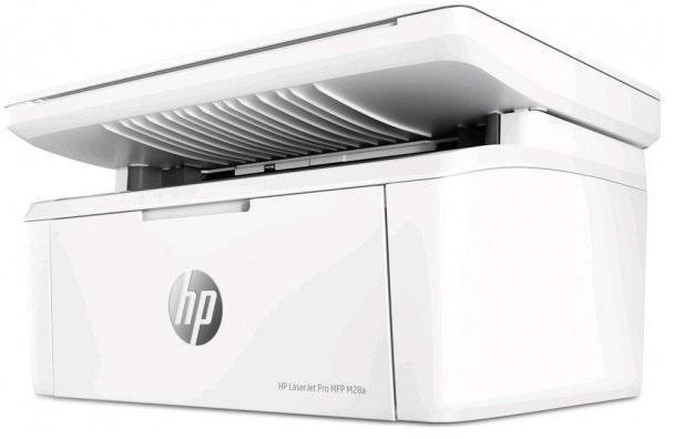 Лазерный черно-белый МФУ HP LJ Pro M28a A4