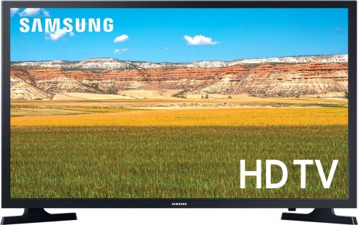Телевізор LED Samsung UE32T4500AUXUA (Smart TV, Wi-Fi, 1366x768) Black