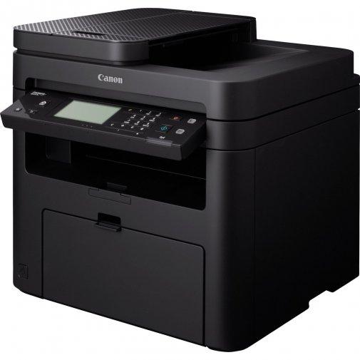 Лазерний чорно-білий БФП Canon i-SENSYS MF237w А4 з Wi-Fi (Bundle + 2 картриджі) (1418C170)