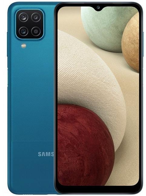 Смартфон Samsung Galaxy A12 A125 4/64GB SM-A125FZBVSEK Blue