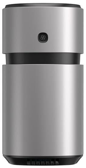 Автомобільний освіжувач повітря Baseus Breeze fan Air з функцією очищення формальдегіду Silver (SUXUN-AWF0S)