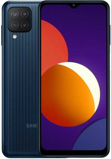 Смартфон Samsung Galaxy M12 M127 4/64GB SM-M127FZKVSEK Black