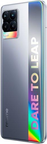 Смартфон Realme 8 6/128GB Cyber Silver