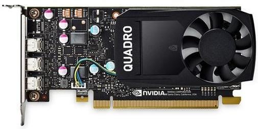 Відеокарта Hewlett-Packard Quadro P400 (1ME43AA)