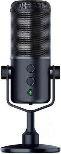 Мікрофон RAZER Seiren Elite Black
