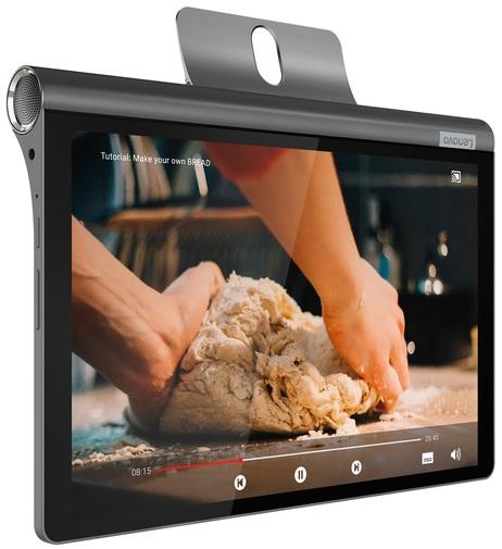 Планшет Lenovo Yoga Smart Wi-Fi Iron Gray (ZA3V0019UA)