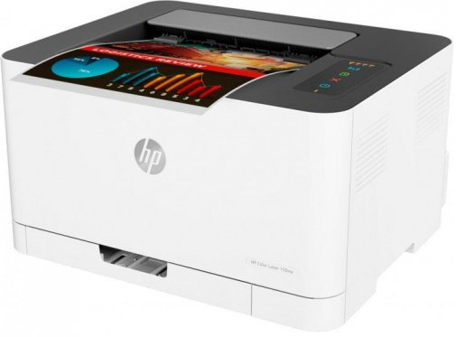 Лазерний кольоровий принтер HP Color Laser 150nw A4 з Wi-Fi