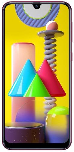 Смартфон Samsung Galaxy M31 M315F 6/128GB SM-M315FZRVSEK Red