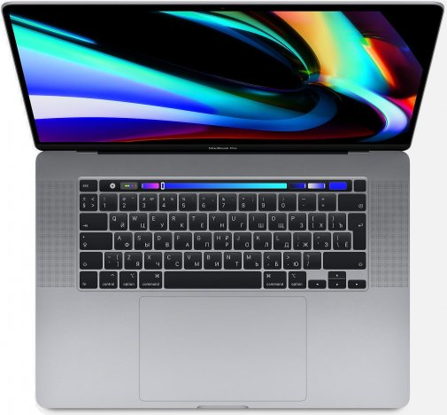 Ноутбук Apple A2141 MacBook Pro TB MVVJ2 Space Grey