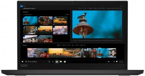 Ноутбук Lenovo ThinkPad E15 20RD003KRT Black