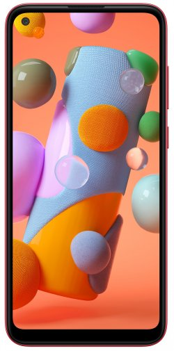 Смартфон Samsung Galaxy A11 A115 2/32GB SM-A115FZRNSEK Red