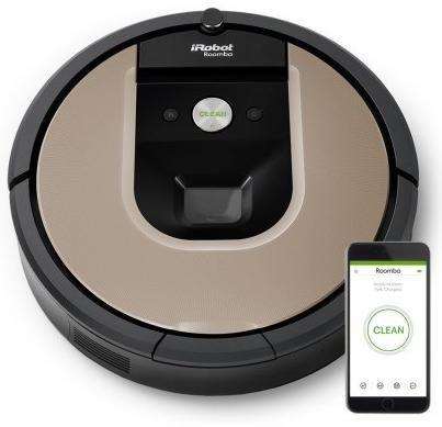 Робот пилосос iRobot Roomba 976