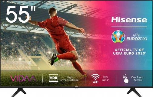 Телевізор LED Hisense 43A7100F (Smart TV, Wi-Fi, 3840x2160)