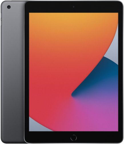 Планшет Apple iPad 2020 Wi-Fi 32GB Space Grey (MYL92)