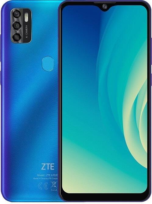 Смартфон ZTE Blade A7S 2020 3/64GB Blue