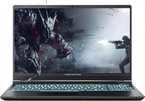 Ноутбук Dream Machines RS2070Q-15UA51 Black