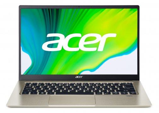 Ноутбук Acer Swift 1 SF114-34-P1PK NX.A7BEU.00J Gold