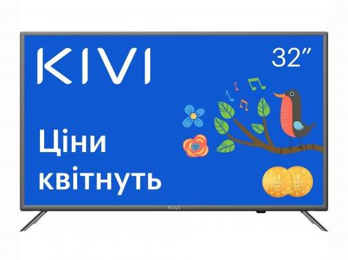 Телевізор LED Kivi 32F710KB (Smart TV, Wi-Fi, 1920x1080)