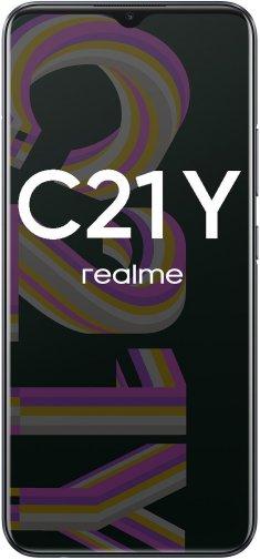 Мобільний телефон Realme C21Y 4/64GB Black
