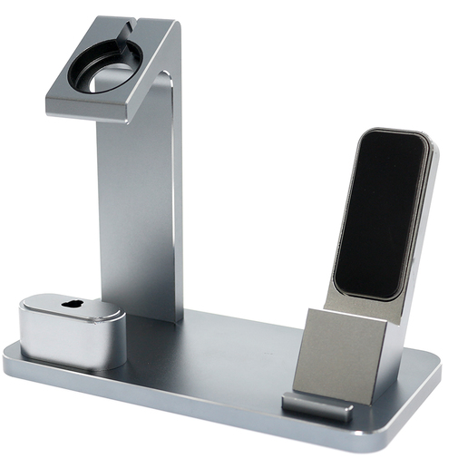 Док-станція for Apple Aluminum Watch/Airpod/Iphone