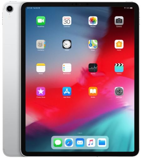 Планшет Apple A1895 iPad Pro Wi-Fi plus 4G 64GB MTHP2 Silver