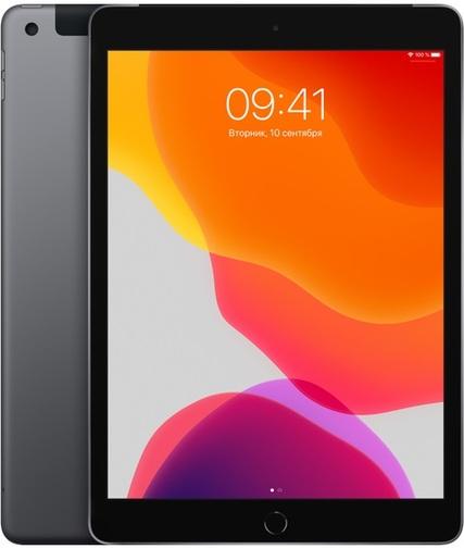 Планшет Apple iPad 10.2 2019 Wi-Fi 4G 32GB Space Gray