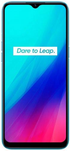 Смартфон Realme C3 3/64GB Blue (RMX2020 Blue)