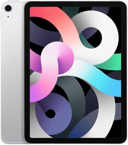 Планшет Apple iPad Air 64GB 4G Silver (MYGX2)