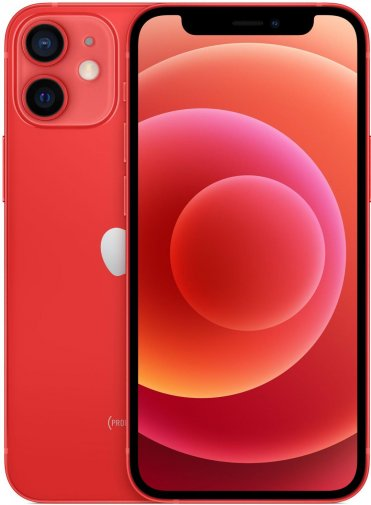 Смартфон Apple iPhone 12 mini 64GB PRODUCT Red