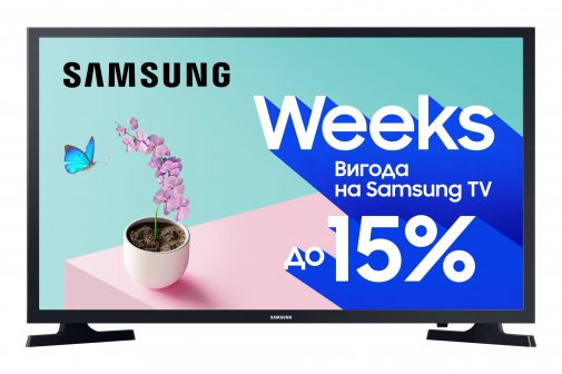 Телевізор LED Samsung UE32T5300AUXUA (Smart TV, Wi-Fi, 1920x1080)