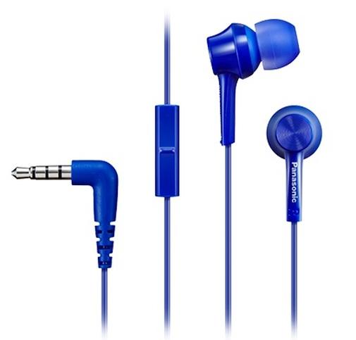 Гарнітура Panasonic RP-TCM115GC-A Blue (RP-TCM115GCA)