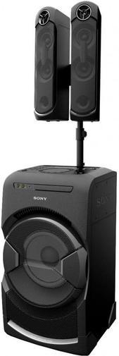 Мінісистема Sony MHC-GT4D Black