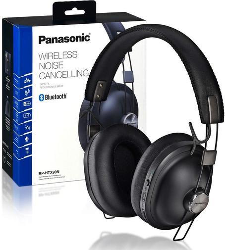 Гарнітура Panasonic RP-HTX90NGC-K Black (RP-HTX90NGCK)