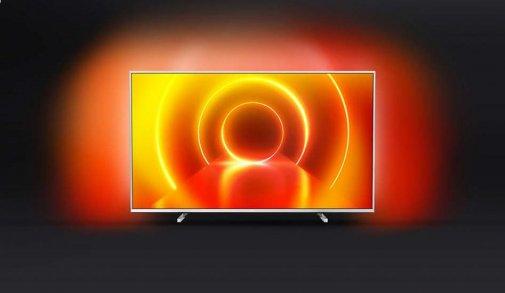 Телевізор LED Philips 70PUS7855/12 (Smart TV, Wi-Fi, 3840x2160)